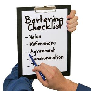 barter-checklist